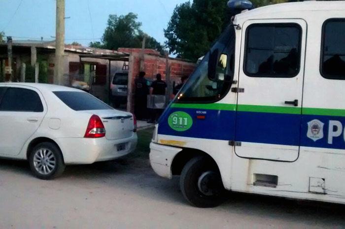 Tres detenidos por venta de droga en el barrio Jorge Newbery