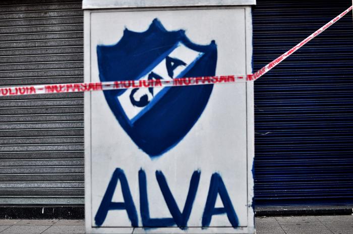 Alvarado suspendió el inicio de la pretemporada
