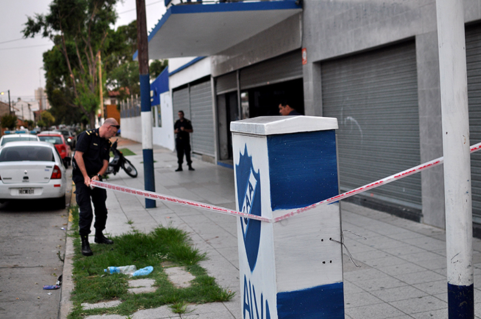 Alvarado: otro hombre baleado, aunque fuera de peligro