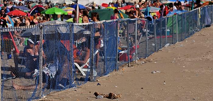Playas: piden informes sobre la delimitación de cada balneario