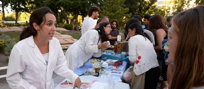 Científicos, a la calle: habrá otra Expo Ciencia contra el recorte