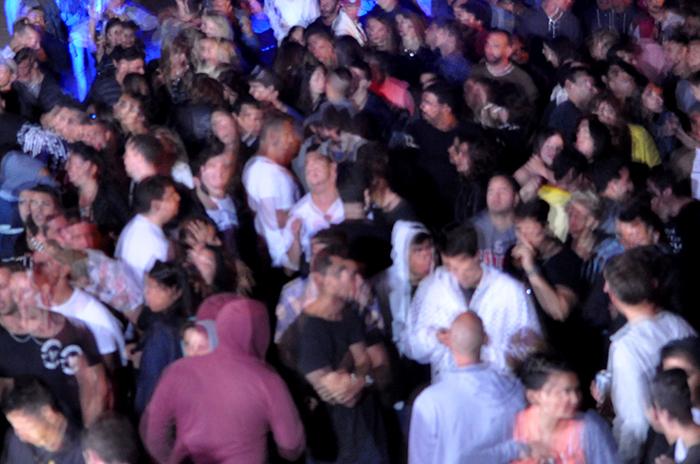 Detuvieron a tres dealers en la fiesta electrónica de Mute