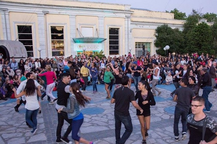 Día de la Salsa: baile, solidaridad y homenaje a Yésica Parra