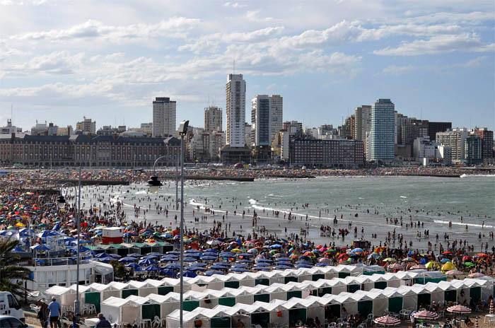 Playas: piden informes a la Provincia sobre la línea de ribera