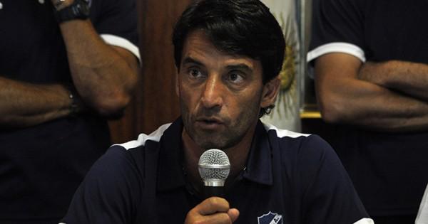 Alvarado: renunció Gustavo Noto