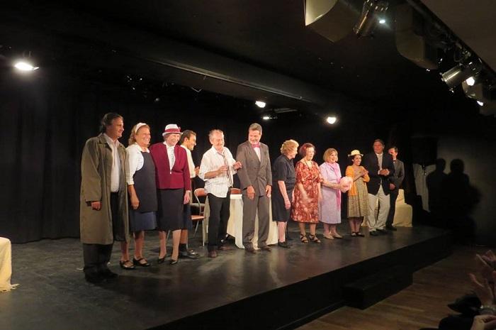 Impulsan distinción para el grupo teatral de jubilados Plazofijo.com