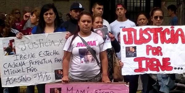 Femicidio de Irene Esteche: empezaron a juzgar a su expareja
