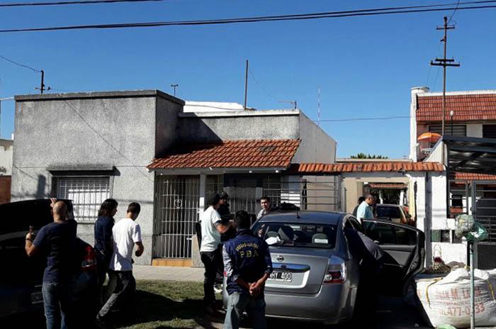 """Detuvieron al """"narco gestor"""": tenía cocaína en tubos de ensayo"""