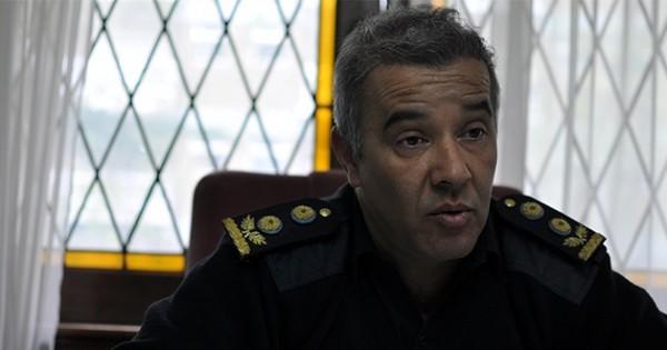Ahora, Di Pasqua denuncia al jefe de la Policía Bonaerense