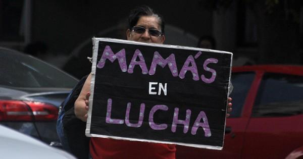 """""""Mamás en lucha"""" y una kermés solidaria para juntar fondos"""