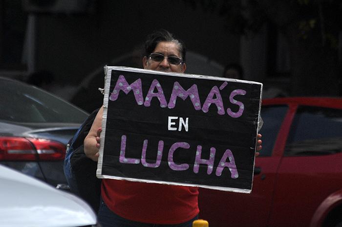 """Una vez más, falsas promesas para las """"Mamás en lucha"""""""