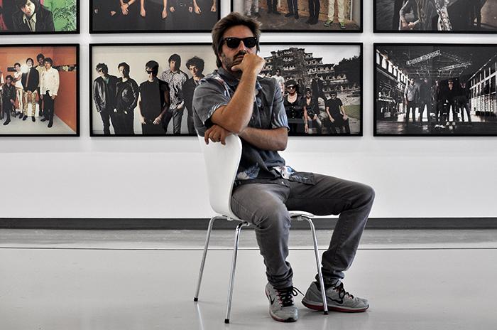 Museo MAR: una charla con el fotógrafo de Babasónicos