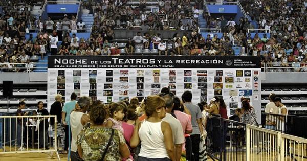 Noche de los Teatros: el listado de obras y propuestas recreativas
