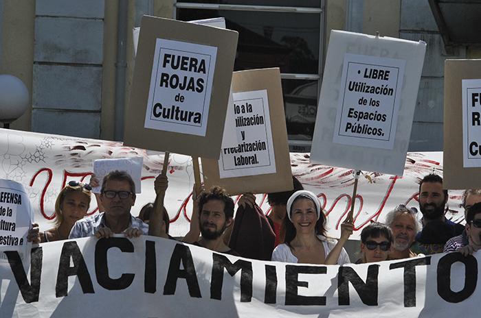 Ante la crisis, un festival en defensa de la cultura pública