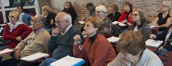 UNMdP: abren más de 30 cursos y talleres para adultos mayores