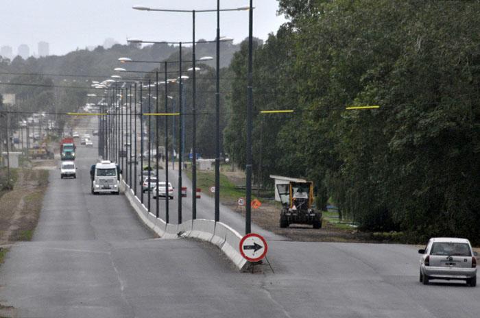 """El muro de la Ruta 88: """"Arroyo también hace oídos sordos"""""""