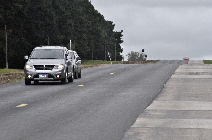 """""""Simples ciudadanos logramos que se reconstruya la Ruta 88″"""
