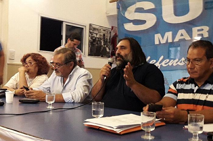 Elecciones en Suteba: reeligieron a Baradel y a Santos Ibáñez