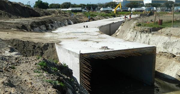 Arroyo del Barco: piden informes por la demora en las obras