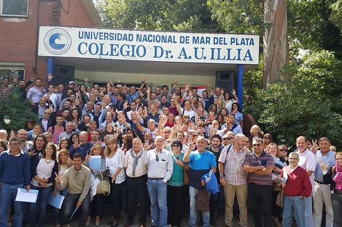 Se hizo el Congreso Programático de la UCR con más de 300 participantes