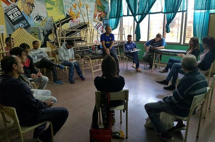 Cárcel de Batán: una cooperativa de internos hacia la reinserción