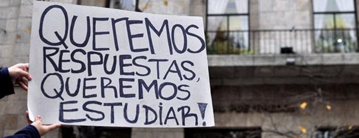 """Educación municipal """"a deriva"""": """"Vidal también es responsable"""""""