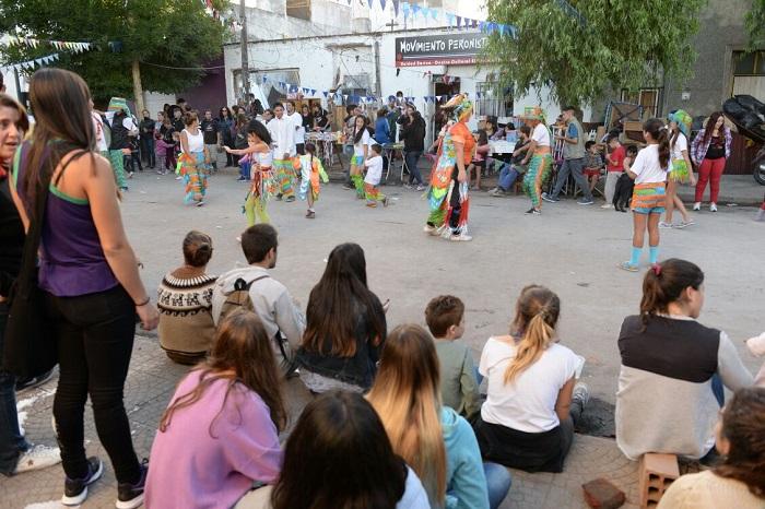 Festival por el conventillo: arte y solidaridad para resurgir