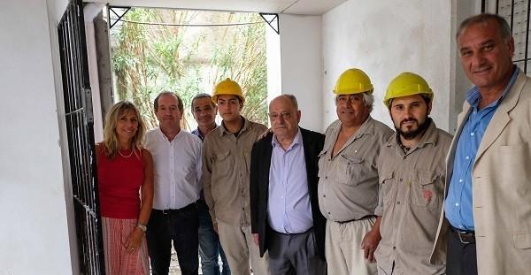Centro de Salud deElMartillo: 45 días para que terminen las obras