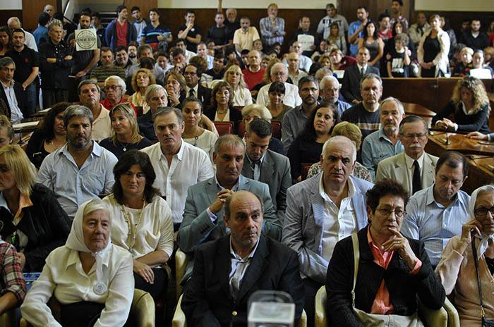 Sin Arroyo, el Concejo sesionó a 41 años del golpe