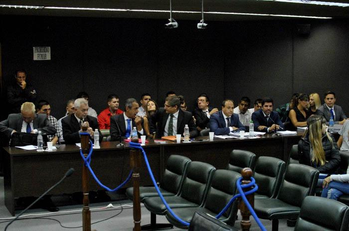 Secuestradores VIP: empezó el juicio contra once acusados