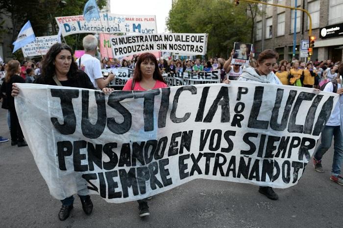 """Cinco meses sin Lucía: """"Hasta no tener justicia no vamos a parar"""""""