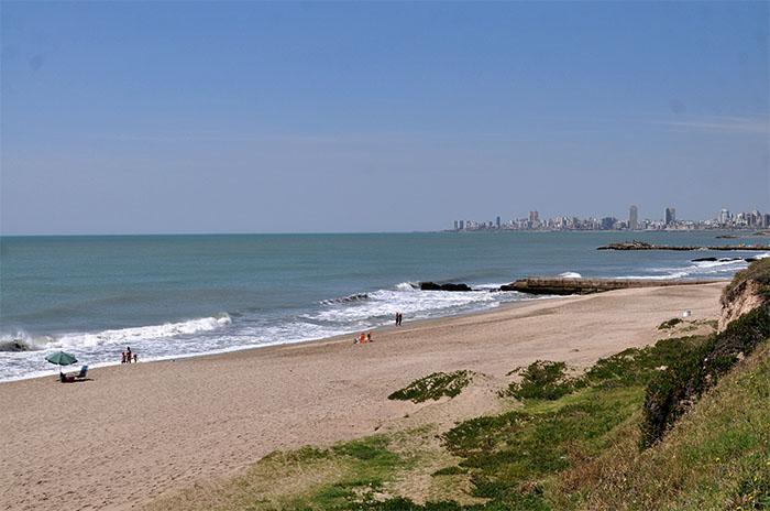 Desagüe pluvial en la playa: piden informes por falta de tareas