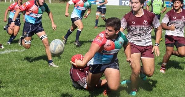 El Seleccionado Juvenil de Rugby local recibe a Salta