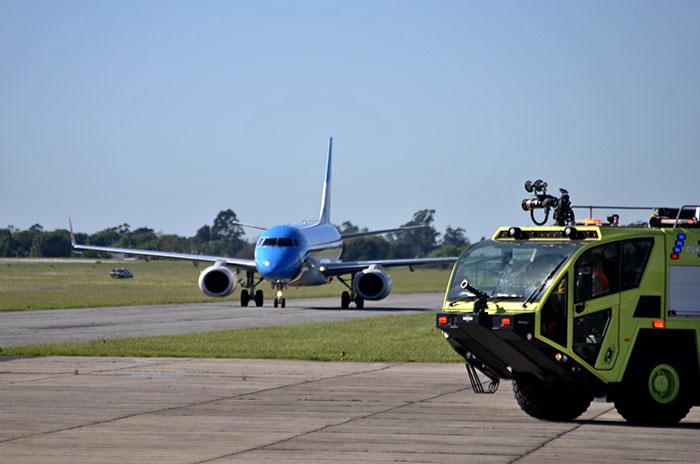 El aeropuerto de Mar del Plata tendrá nuevo sistema de aterrizaje