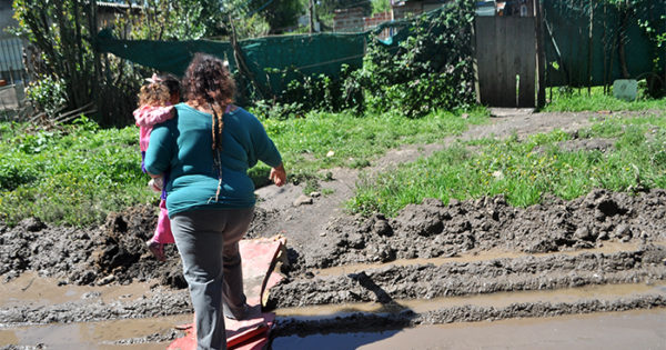 Parque Palermo: denuncian falta de tareas tras el temporal