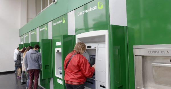 El Gaucho: Banco Provincia inauguró un nuevo cajero