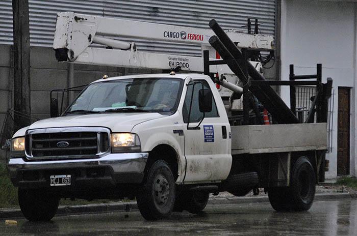 EDEA: denuncian el retiro de dos vehículos de la guardia operativa