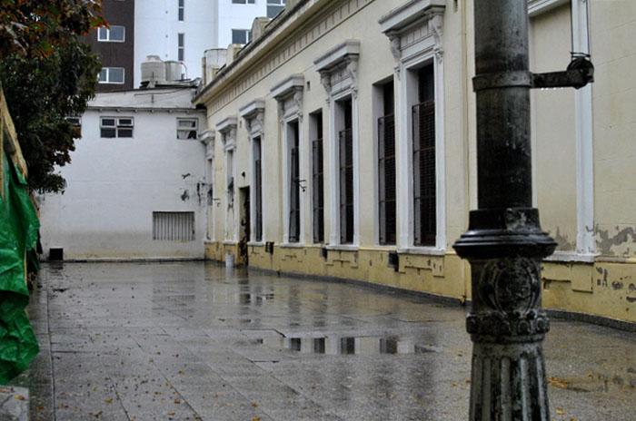 Están suspendidas las clases del turno mañana en Mar del Plata