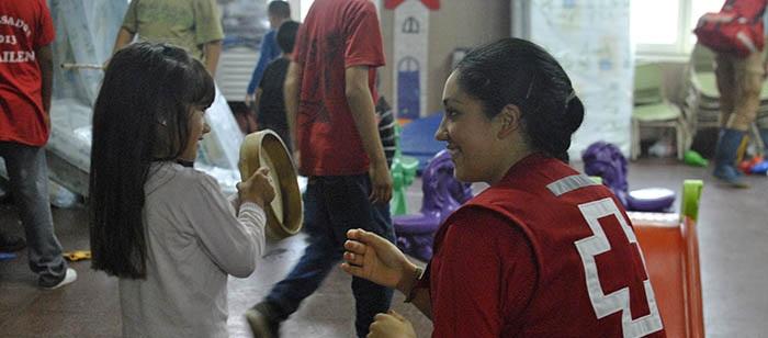 CDI Pueyrredon: mujeres, bebés y niños sin ayuda para el después