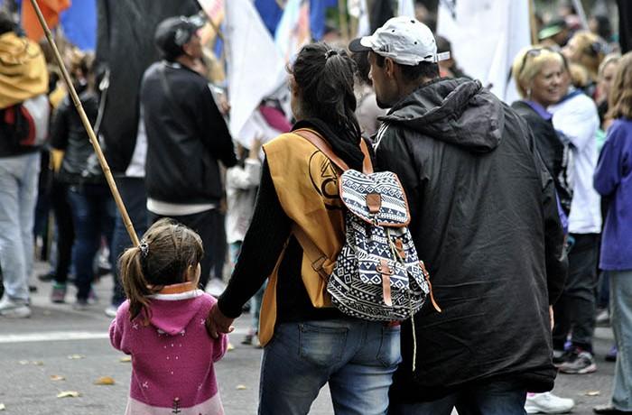 MARCHA EVACUADOS AGRUPACIONES SOCIALES (6)