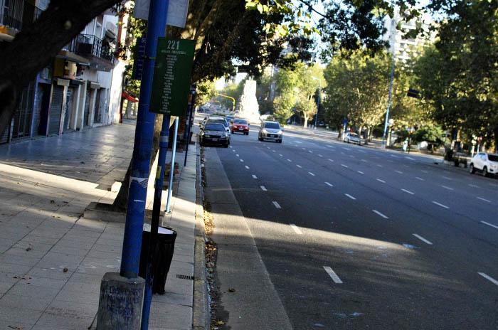 #6A: las imágenes del paro general en Mar del Plata