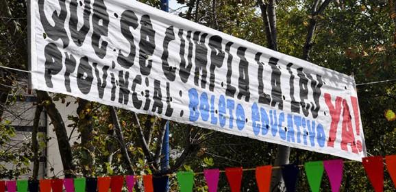 Boleto Universitario: denuncian que Cambiemos frenó la Banca 25