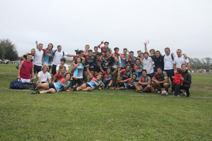 El Seleccionado Juvenil de rugby está en semifinales