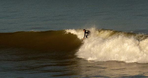 Finalmente, comienza la definición del Torneo Nacional de Surf