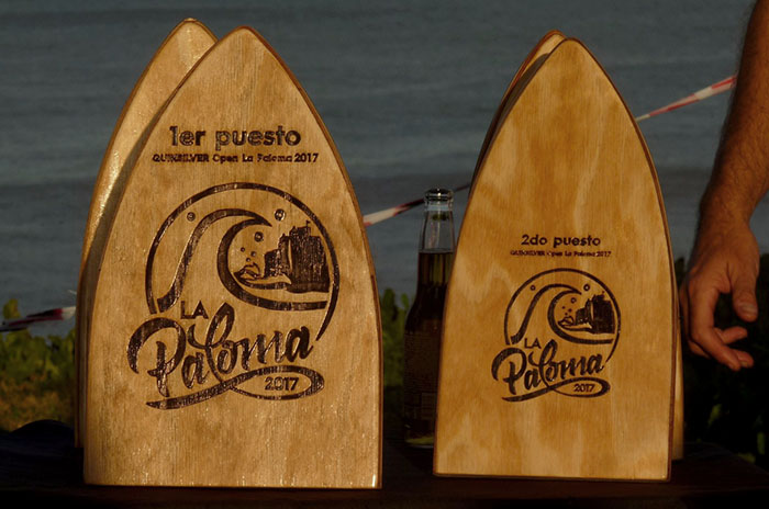 Se disputó La Paloma, la quinta fecha del Argentina Surf Tour