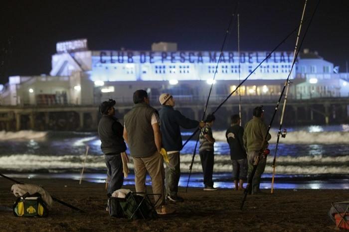 Pesca nocturna insegura: el HCD pide más Policía local en la costa