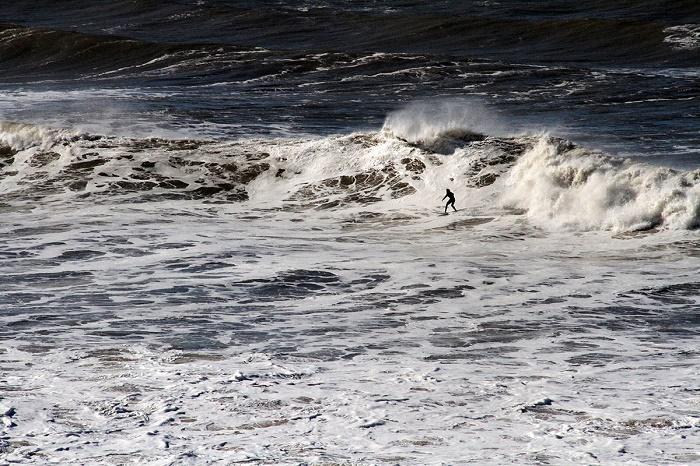 Surf de nivel en el sur