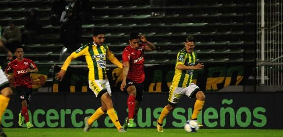 Aldosivi sumó un gran punto ante Independiente