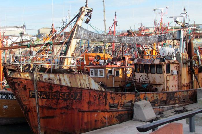 Puerto: armadores costeros, en emergencia económica