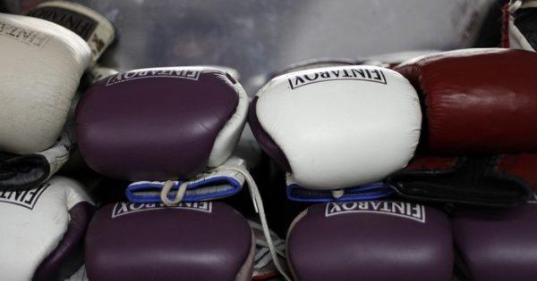 Kick Boxing nacional en Cadetes de San Martín